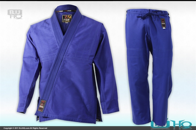 Fuji Summerweight BJJ Gi in Blue